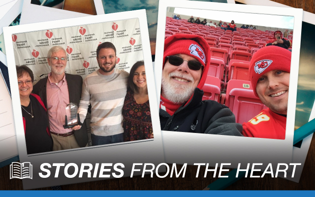 Stories from the Heart: Terry Summers
